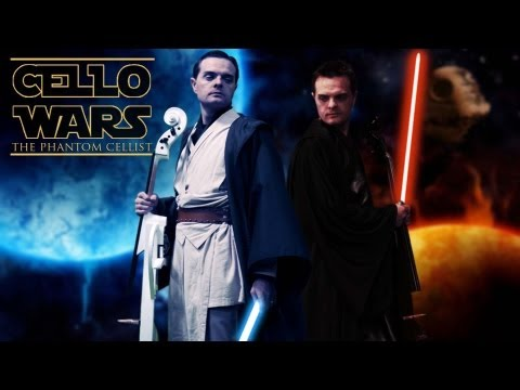 Violoncelo Wars - Cello Wars - parodia Star Wars
